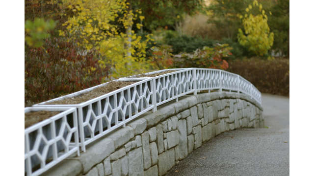 Bridge at the State Botanical Garden of Georgia