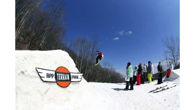 Appalachian Ski Mtn. Terrain Park | Boone, NC