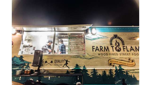 Appalachian Mountain Brewery | Farm to Flame | Boone, NC