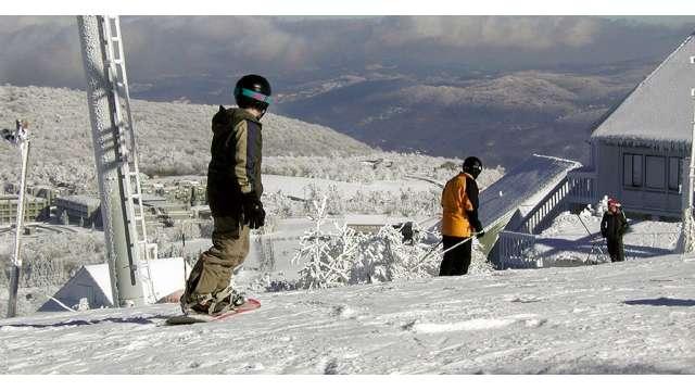 Beech Mtn. Snowboarding | Beech Mountain