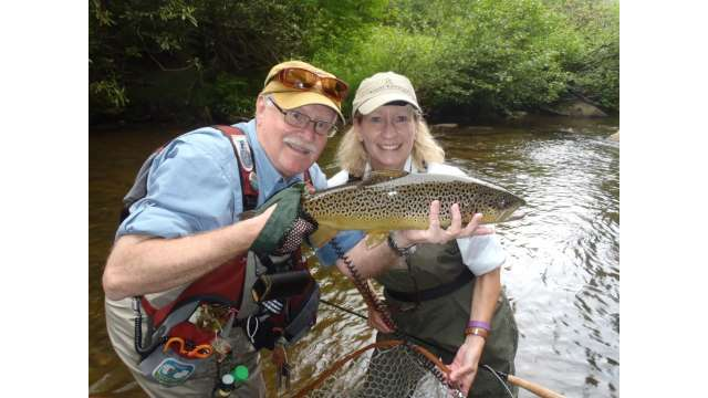 Chetola Fishing Guide Carl Freeman | Boone, NC