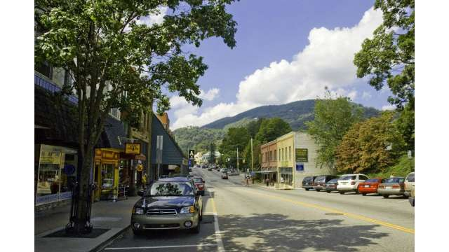 Downtown | Boone, NC