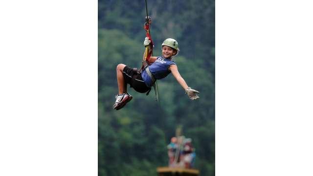 Hawksnest Zipline | Boone, NC