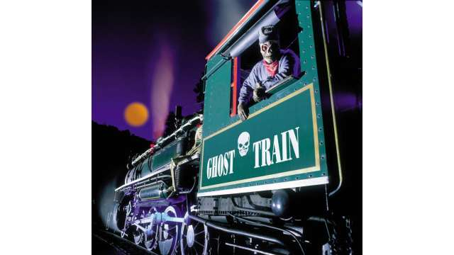 Ghost Train Halloween Festival at Tweetsie Railroad | Boone, NC