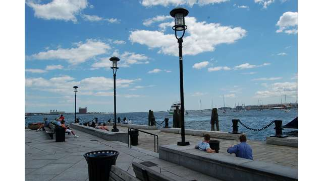 Longwharf, Boston