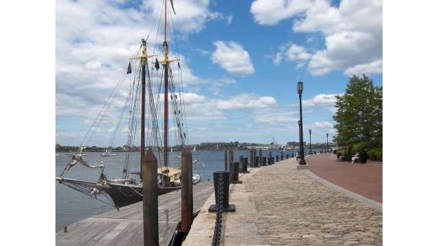 HarborWalk, South Boston