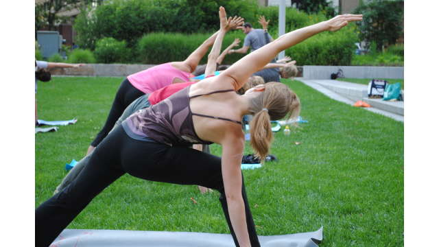Get fit on the Greenway