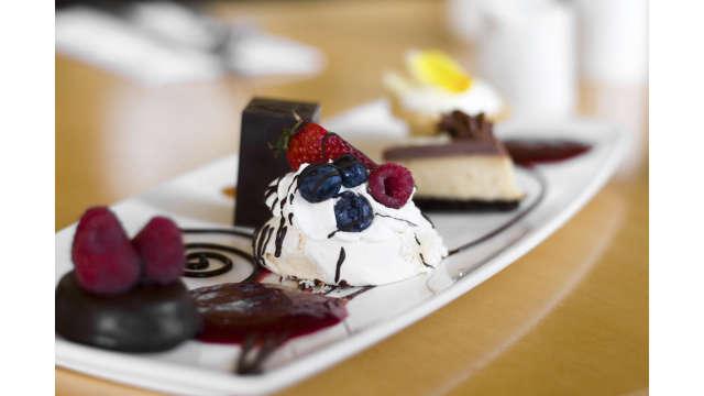 Dining - dessert