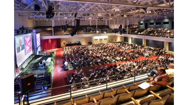 Hynes Convention Center general session