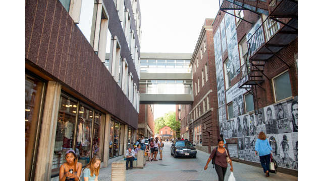 The Harvard Coop, Harvard Square