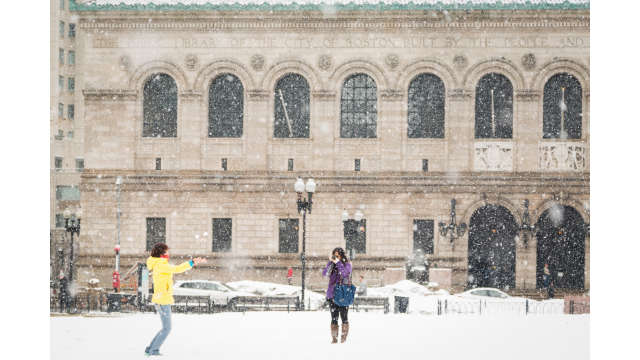 BPL in the Snow