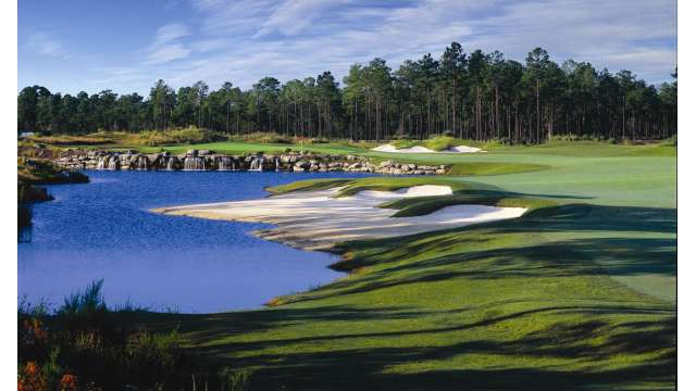 Photo Courtesy Of Ocean Ridge Plantation Leopard's Chase Golf Club