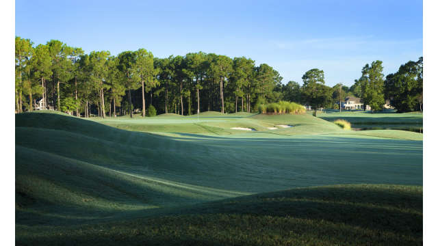 Photo Courtesy of Sea Trail Resort Rees Jones Course