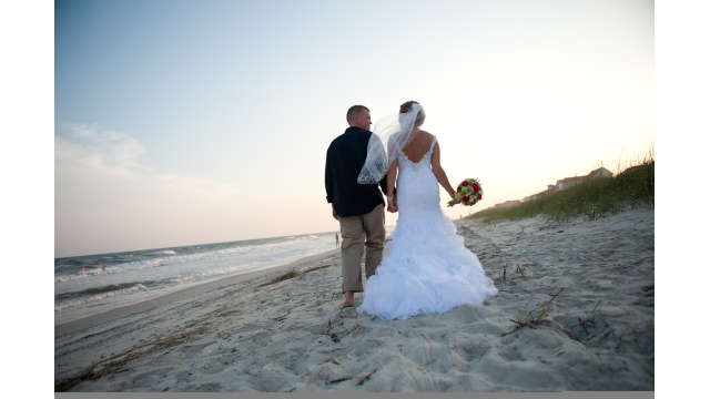 bride-groom-on-beach-nc-beach-wedding