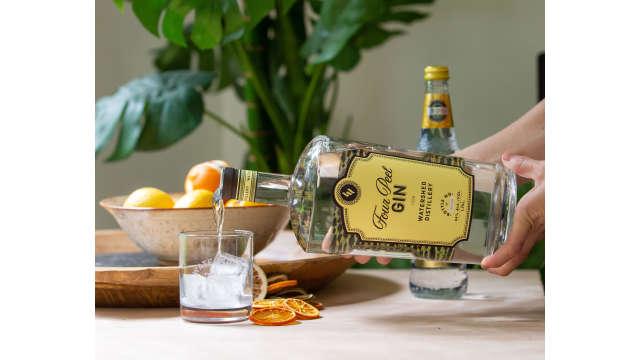 Four Peel Gin 1.75 Liter