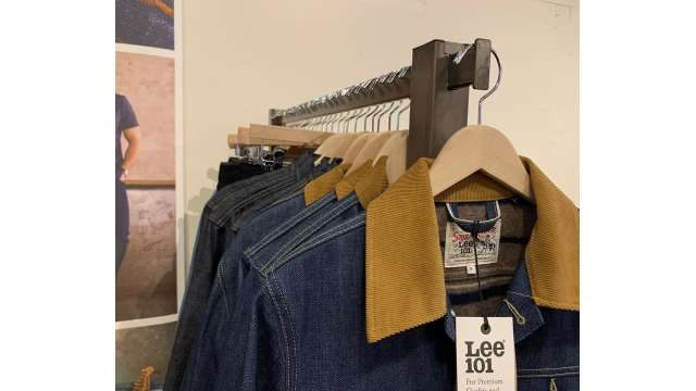 Lee Wrangler Jackets
