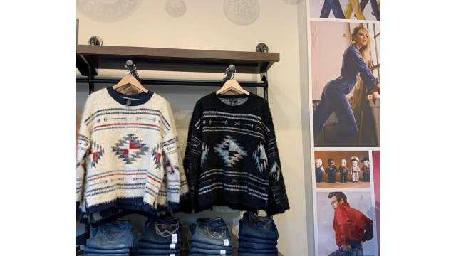 Lee Wrangler Sweaters