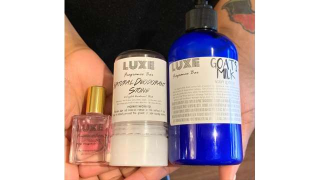 luxe products