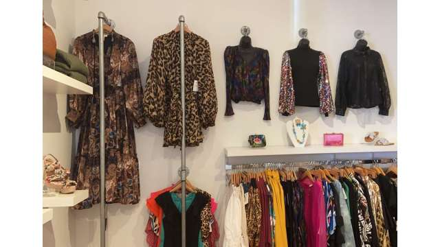 Polish and Threads dresses