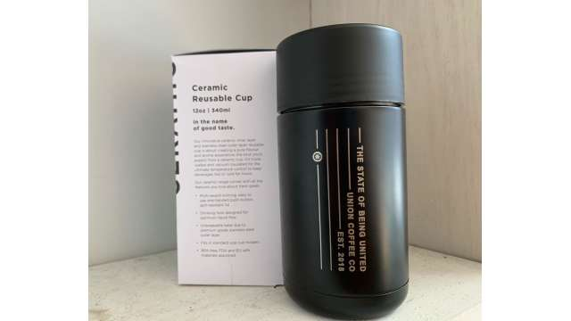 Union Coffee Reusable Cup
