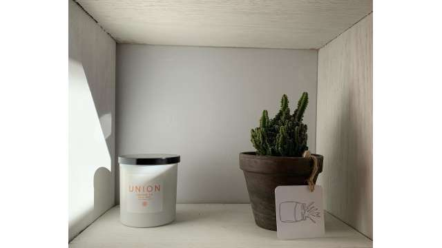 Union Coffee Candle