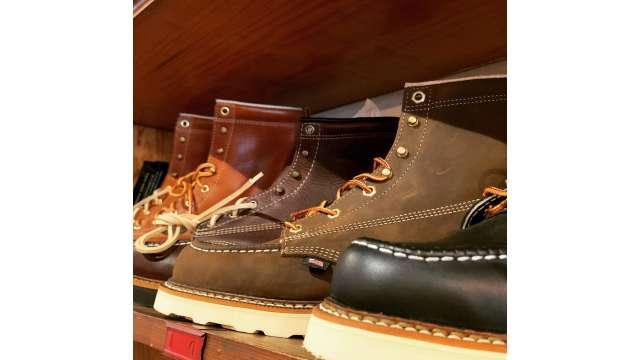 Hudson's Hill Boots