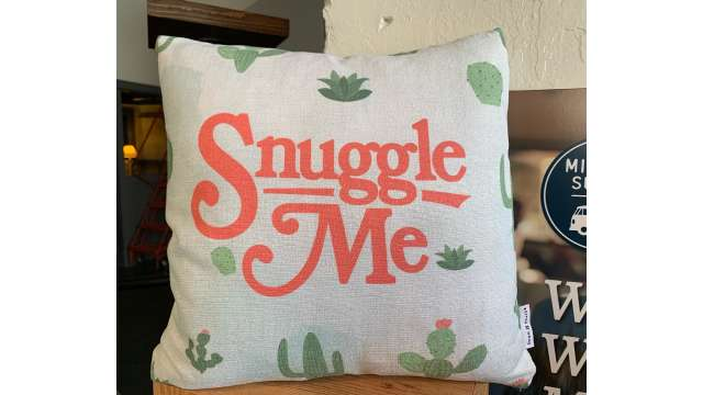 Mindful Supply pillow