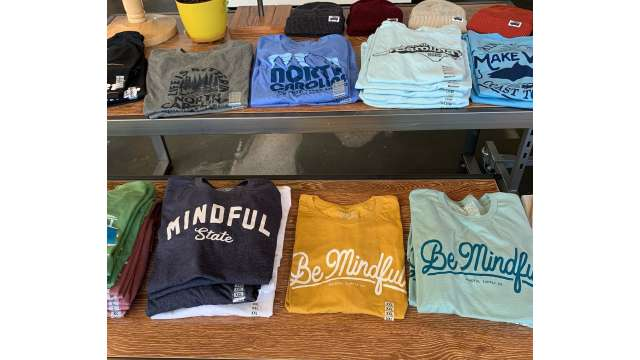 Mindful Supply shirts