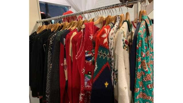 V2V Christmas sweaters