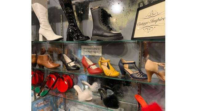 V2V shoes