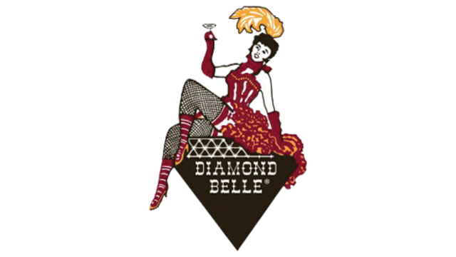 Diamond Belle Saloon Logo