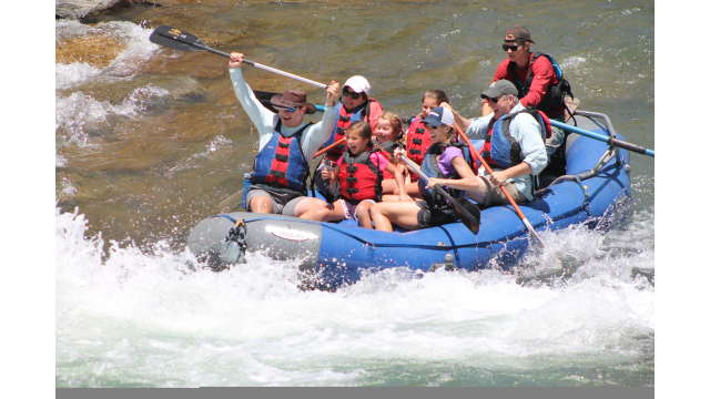 White Water Rafters