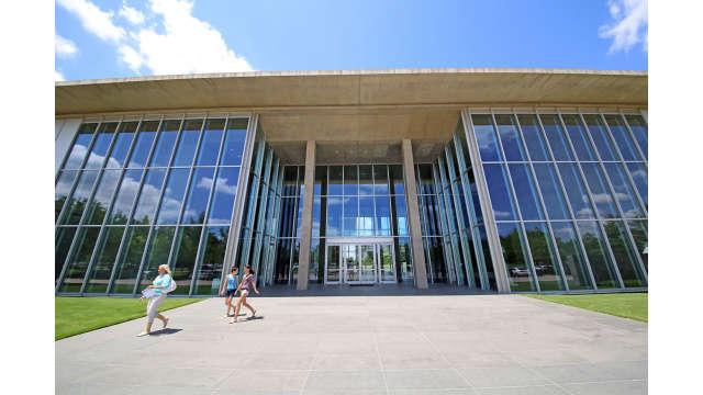 Modern Art Museum Of Fort Worth Entrance