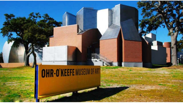 Ohr-O'Keefe Museum of Art campus in Biloxi