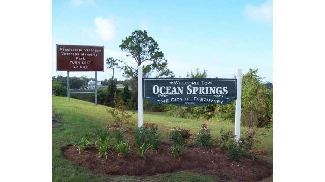 Ocean Springs - Welcome