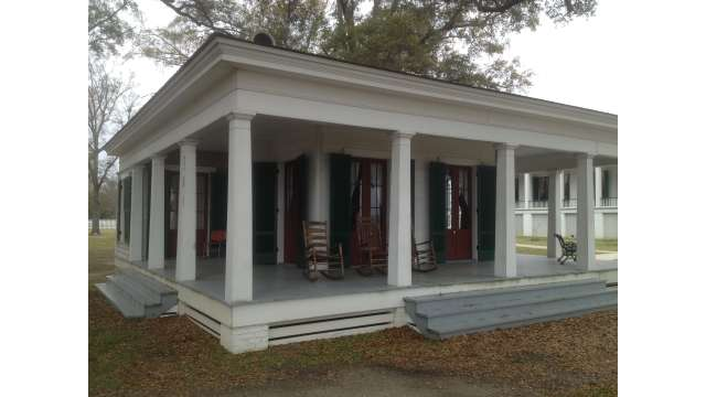 Beauvoir, The Jefferson Davis Home - Hayes Cottage