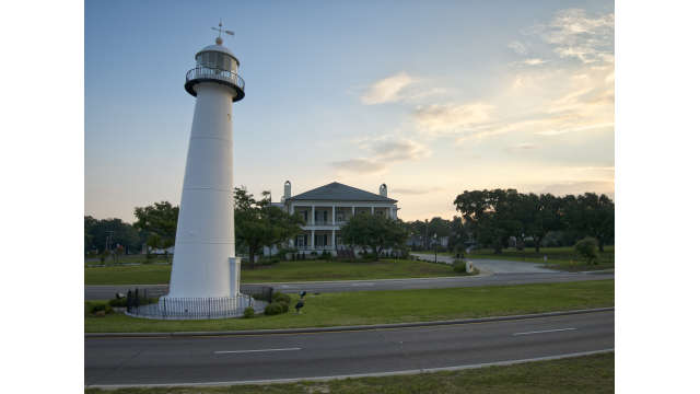 Biloxi Visitors Center & Biloxi Lighthouse