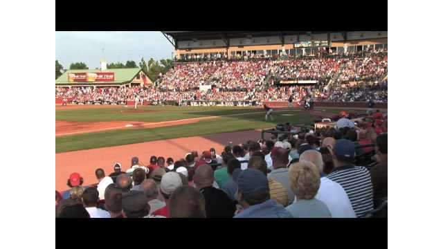 LexTreks: Lexington Legends at Whitaker Bank Ballpark