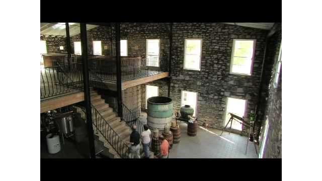 LexTreks: Woodford Reserve Distillery