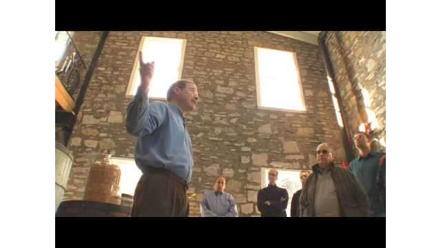 LexTreks: Woodford Reserve Bourbon Academy