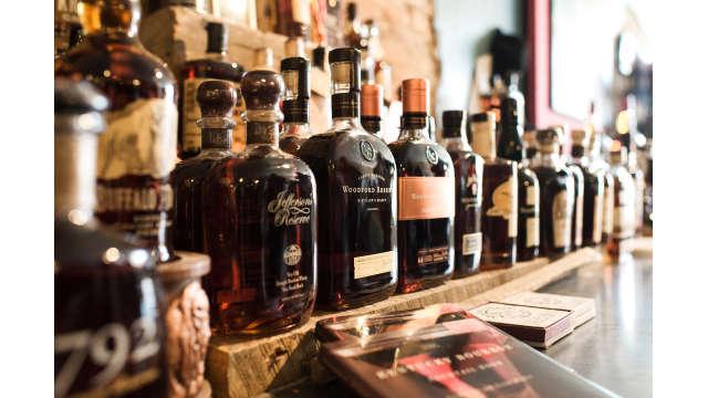 Bourbon Selection