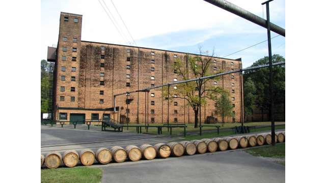 Buffalo Trace Bourbon Distillery
