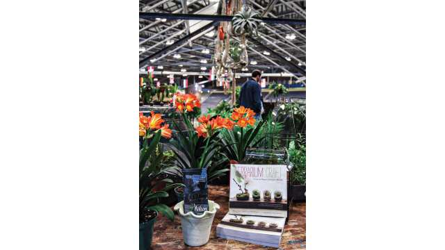 Gardens-Antiques  and Garden Show