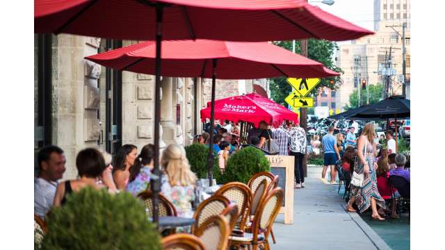Downtown Patio Dining