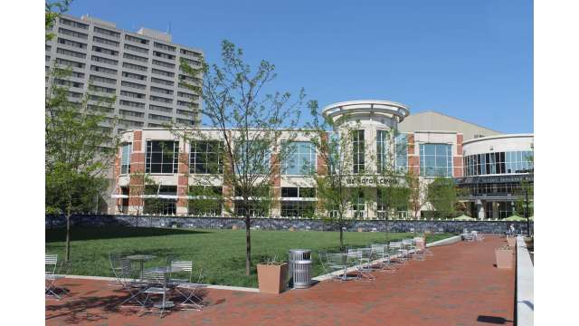 Triangle Park in Early Spring