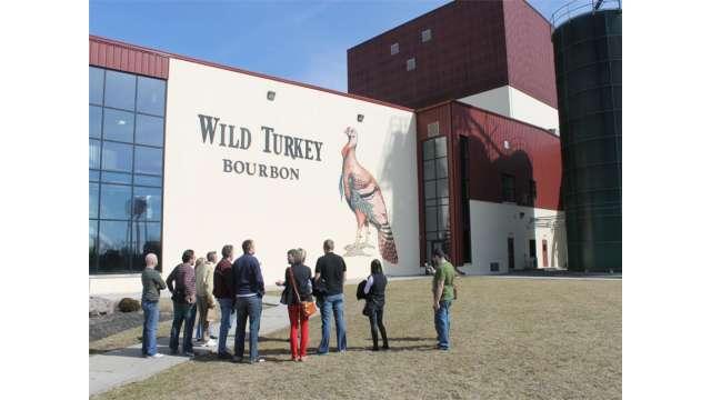 Wild Turkey Distillery Tour