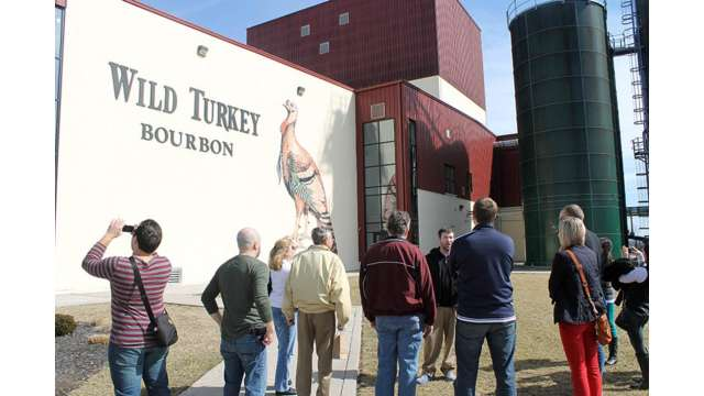 Wild Turkey Group Tour