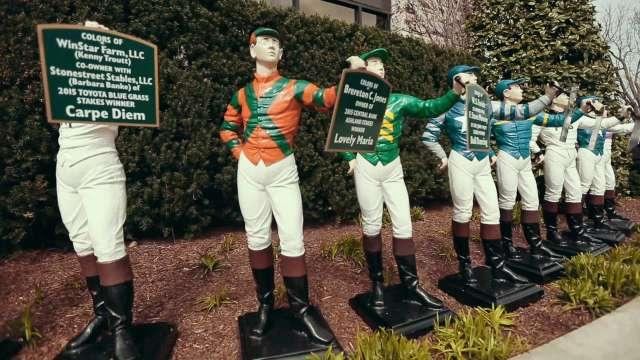 """""""The Horse Capital of the World"""" - Lexington, KY"""