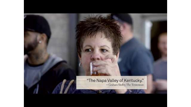 """The Napa Valley of Kentucky"" - Lexington, KY"