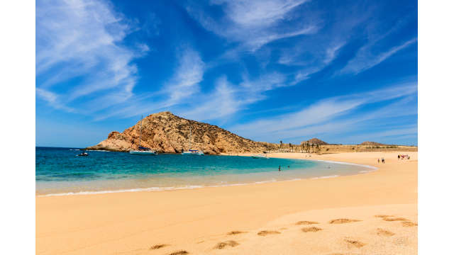 Santa Maria Beach - Tourist Corridor